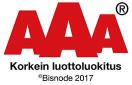 AAA-luottoluokitus |Toiprint Oy