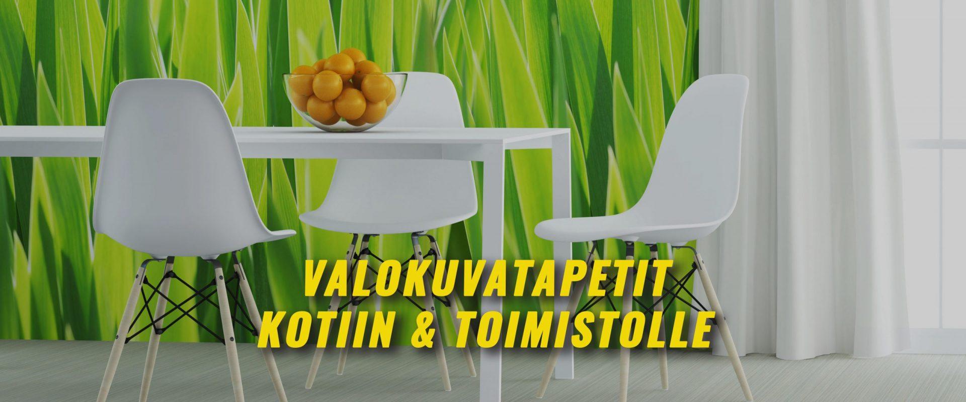 Valokuvatapetit Tampereella painaa Toiprint Oy